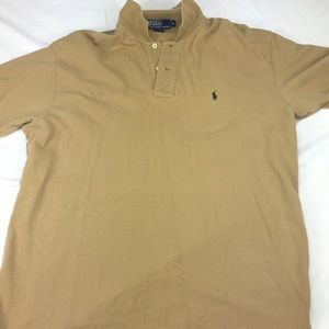 A4 Polo Ralph Lauren Brown Large Mens